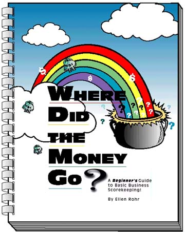 Where Did the Money Go book